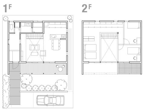 Prefab houses  Muji home and Muji house on Pinterestprefab house plan muji