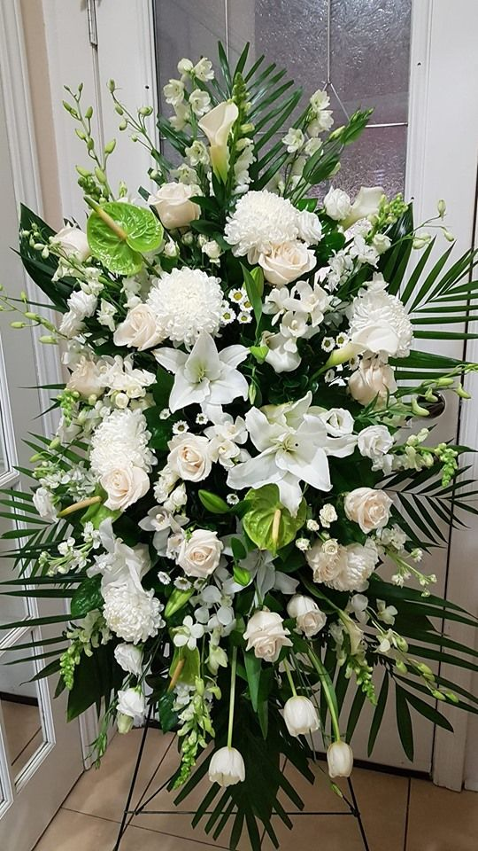 Funeral Flowers Toronto Ontario Funeral Flowers Flower Delivery Sympathy Flowers