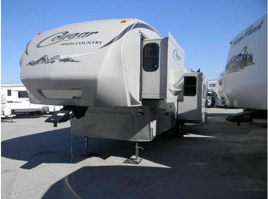 These are the main features of 2011 Used #Keystone Cougar #Fifth_wheel: 1-owner, 2-euro recliners, rvia seal-go camping, 2-batteries, state seal-ne, 15.0 btu ducted air conditioner, aluminum wheels, carbon monoxide detector, 2 swivel rockers, cust window treatments, glazed cherry cabinet doors, mattress, sofa and much more, so don't chuck the chance and just grab it. Just call on (888) 354-0148 for pricing inquiry and logon RvsUsa.Net for more details.