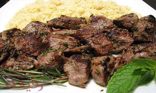 طريقة عمل الكباب فى الفرن خطوة بخطوة وصفات مشويات Kabob Recipes Lamb Kabobs Lamb Kebabs