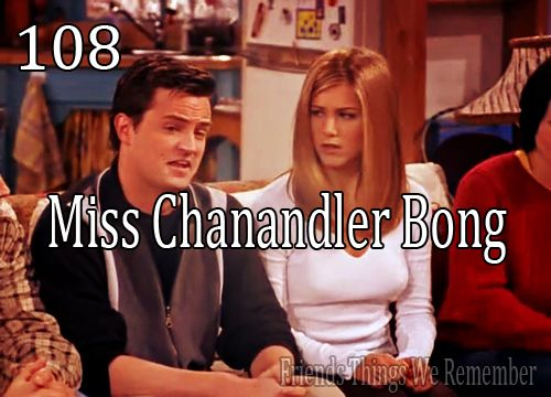 Friends Things We Remember - the name the TV Guide is actually addressed to...