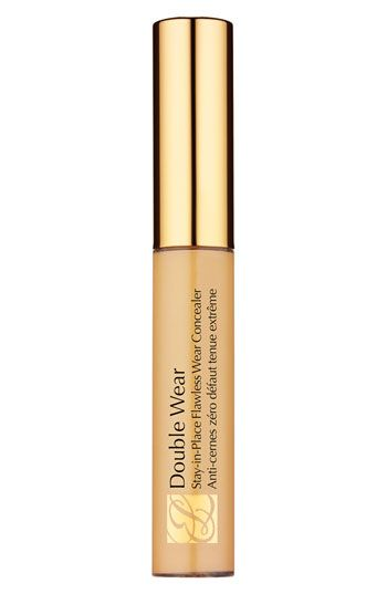 Estée Lauder 'Double Wear' Stay-in-Place Flawless Wear Concealer available at #Nordstrom $23 NO CREASE FULL COVEAGE