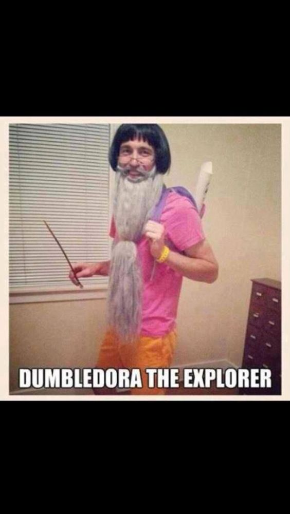 26 Hilariously Clever Halloween Costumes Harry potter, England and - ridiculous halloween costume ideas