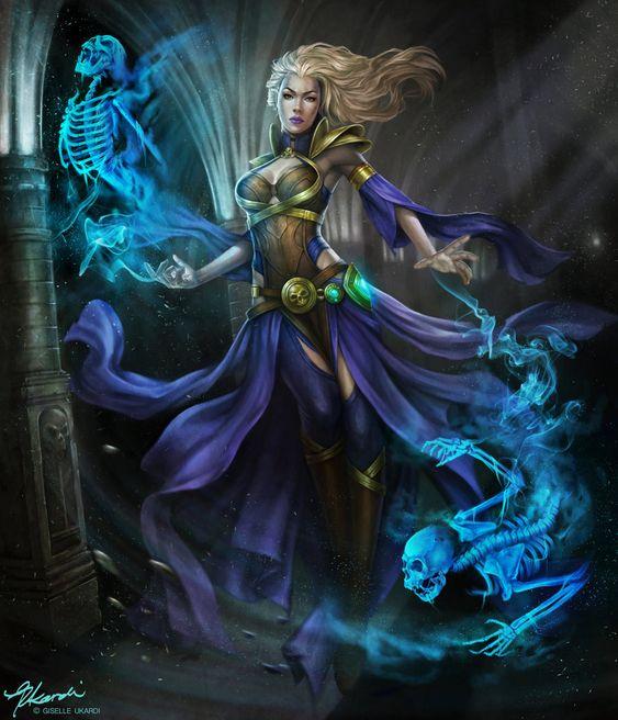 Outcast Odysset Contest Entry WizardWarlock By