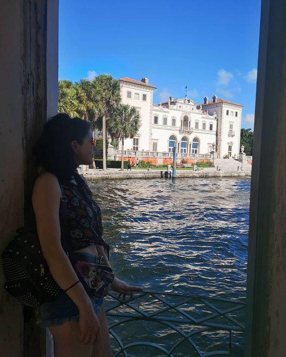 Miami Florida Vizcaya Vizcayagardens Instapic Holidays