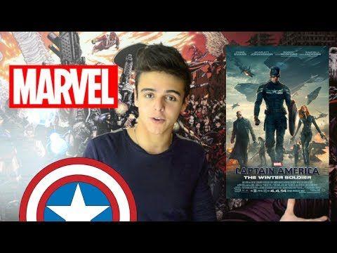 Captain America: El Soldado del Invierno - Opinión / Review - YouTube