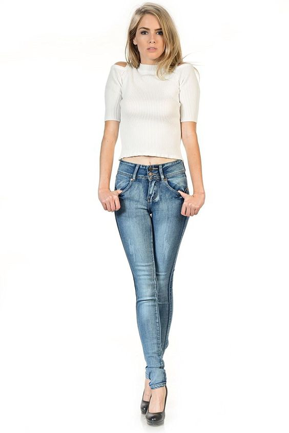 Sweet Look Premium Edition Women's Jeans - Style X07 *** Check out ...