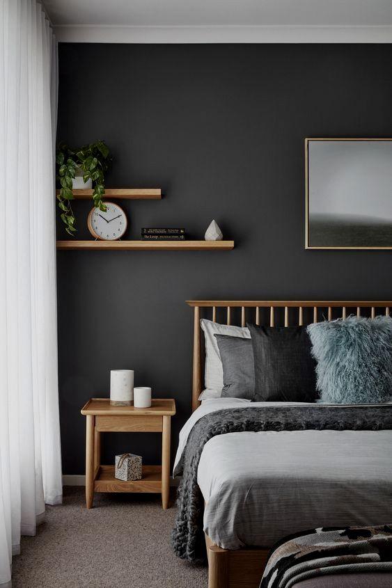 31 Minimalist Bedroom Decorating Ideas Bedroom Wall Designs Master Bedroom Colors Bedroom Wall Colors Bedroom color ideas simple