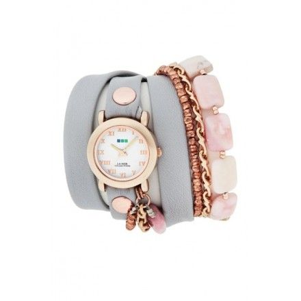 La Mer Collection dames horloge LMMULTI1005