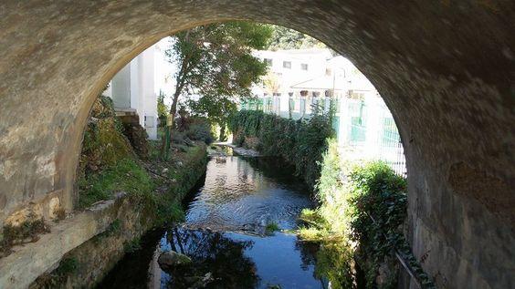 Igualeja. Rio Genal. Serranía de Ronda. Igualeja Lugar del Nacimiento del Rio Genal.