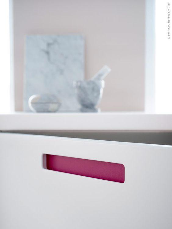 Sideboard Kok Ikea : Med nya luckorna MoRSTA kan du enkelt fronta ditt personliga uttryck