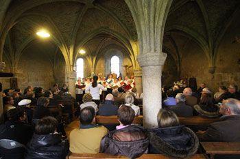 abbaye de la grainetière concert noel