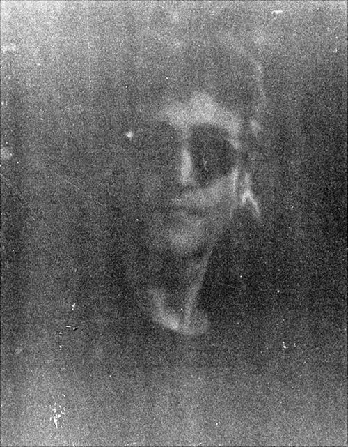 This is the last known photograph of John Lennon. Taken right about 2 hours before his death on December 8, 1980.