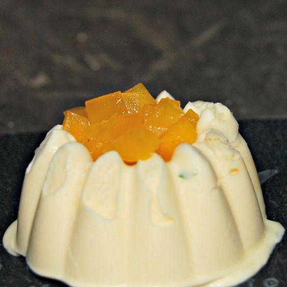 Mango-Basilikum-Eis verzueckend #ichbacksmir #Gugl
