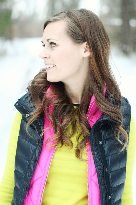 jillgg's good life (for less) | a style blog: my everyday style: neon layers!