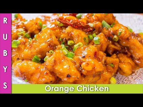 Orange Chicken Chinese Chinese Recipes In Urdu Orange Chicken Recipes