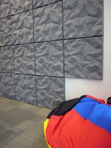 refurbishment offices and sound proofing on pinterest