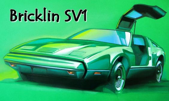 Bricklin SV1