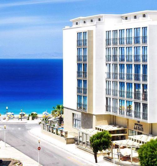Mitsishotels La Vita Beach Hotel Rhodes Mitsislavita Greece Hotelsandresorts Via Hotels And Resorts On Instagram Ama
