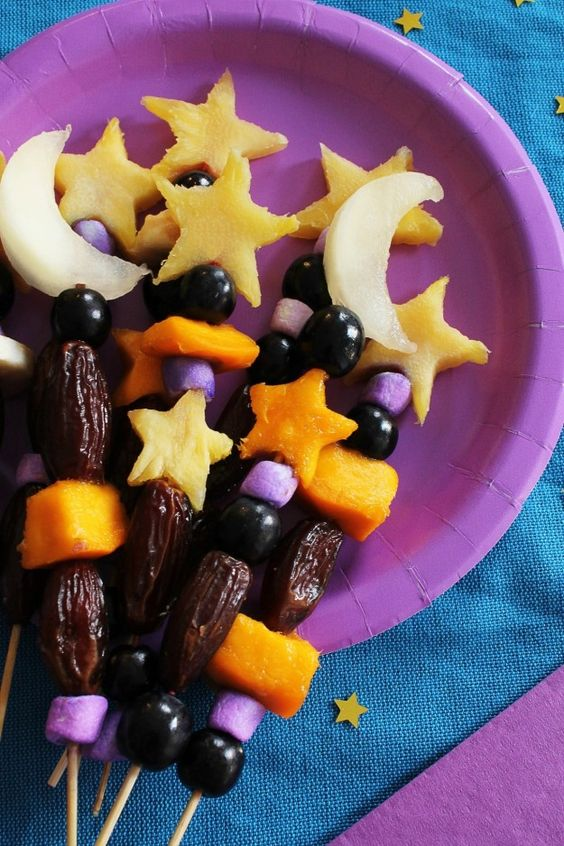 Ramadan Fruit Kebobs | 13 Super Fun Ways You Can Celebrate Ramadan With Your Kids