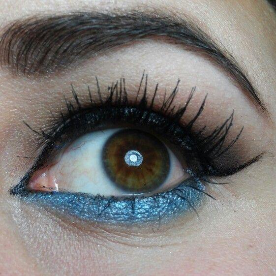Makeup dramatico