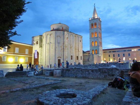 Church of St. Donat - Zadar