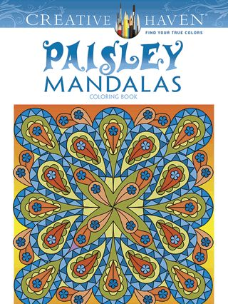 More than 30 original illustrations combine elements from two ever-stylish motifs: the mesmerizing allure of mandalas and the enduringly popular paisley patterns. Full-page images offer a hypnotic array of coloring possibilities.