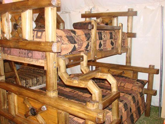 Rhino Log Furniture