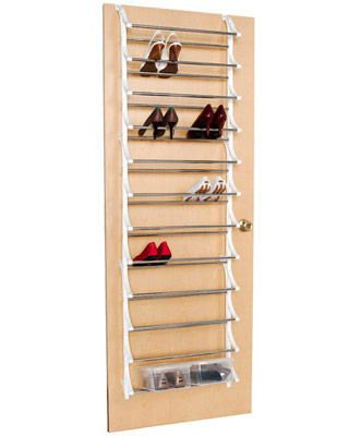 Organizing ideas shoes and ideas on pinterest - Ideas for organizing shoes ...