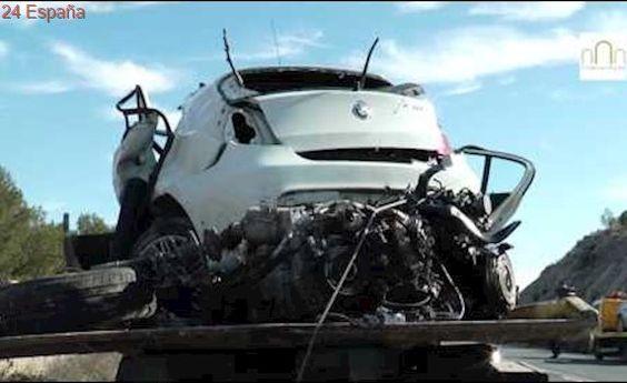 Trágico accidente en la provincia de Albacete