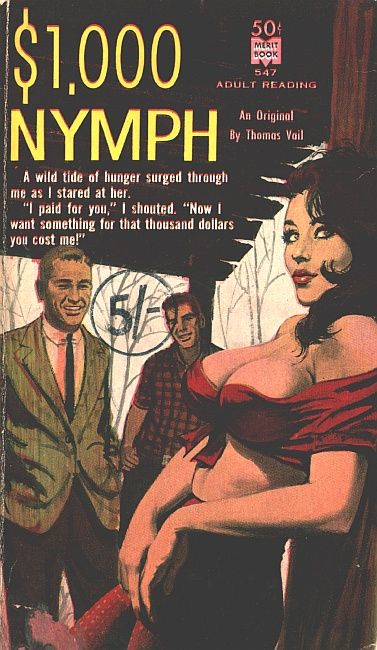 Pulp Rag Covers