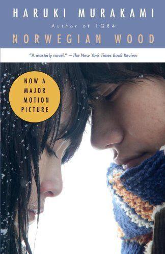 Norwegian Wood by Haruki Murakami, A great book. Very sad tho..