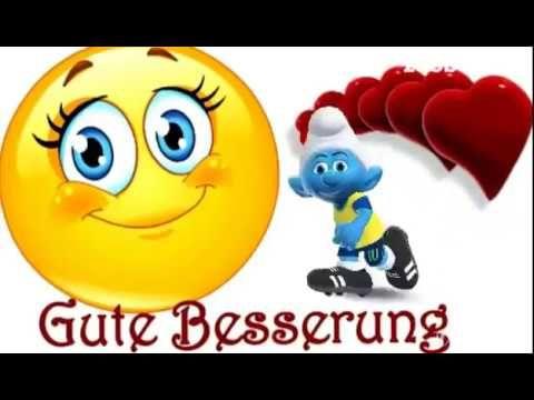 Smiley whatsapp gute besserung Gute besserung