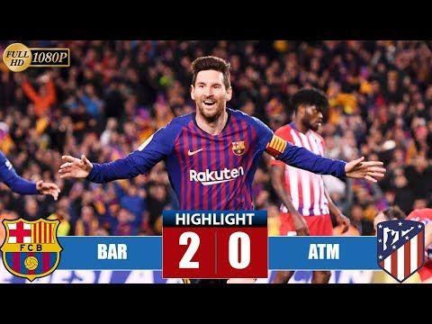 Video Resumen De Barcelona Vs Atletico Madrid 2 0 Goals Extended Highlights 201 Barcelona Vs Atletico Madrid Atlético Madrid Michigan State Basketball