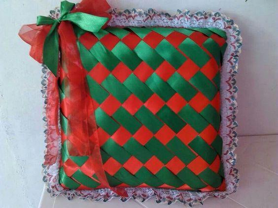 cojines cojines cintas bellos cojines cojines boda navidad cojines cojines decorativos mama navidad navidad stella cintas