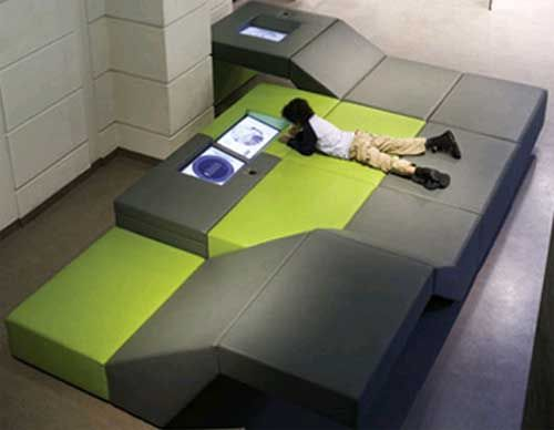 14 Amazing Interior Designs In High Technology Style