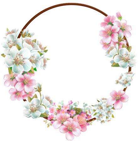 moldura floral - Google'da Ara: