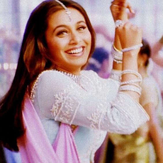 Rani Mukherjee in Kabhi Khushi Kabhi Gham | Bollywood ...