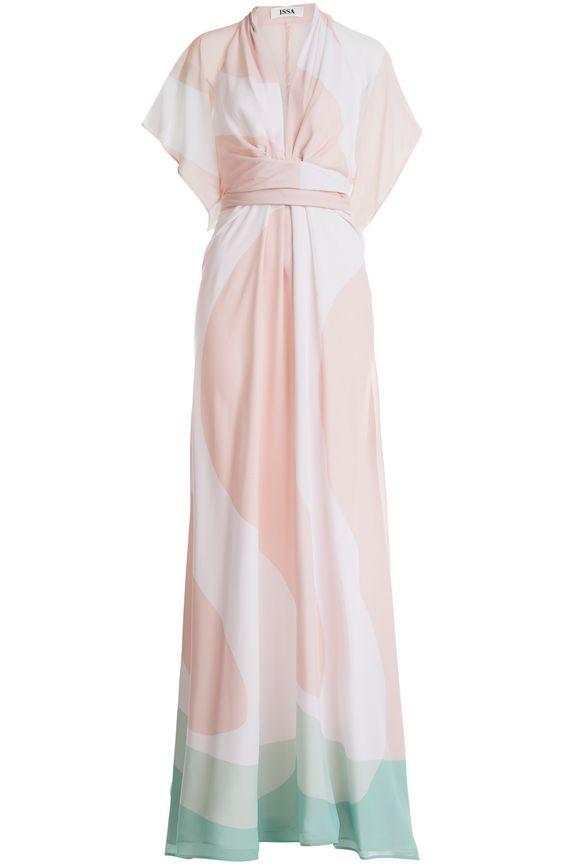 Maxi-Dress mit Print detail 0