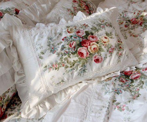English Rose Crib Bedding