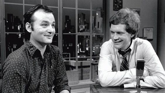 David Letterman has had literally thousands of guest in his over three decades of being on TV, but his show insiders say that Bill Murray was his all time favorite guest.