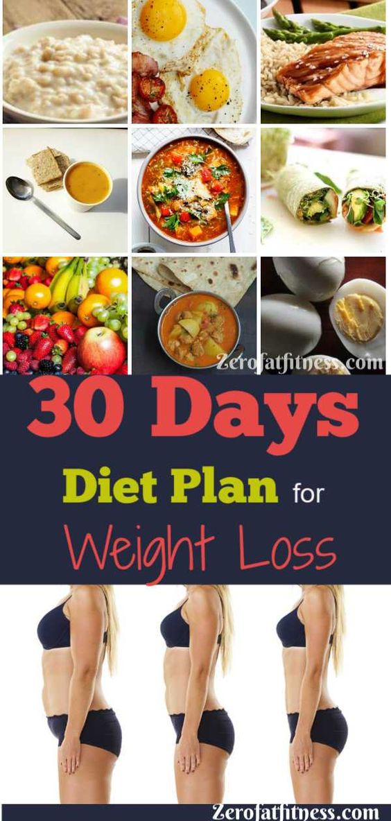 Chic Weight Loss Meal Plan