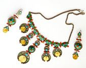 2 clicks to: Enamels...............Vintage & Antique Jewelry by Ecochic Team Member Shops