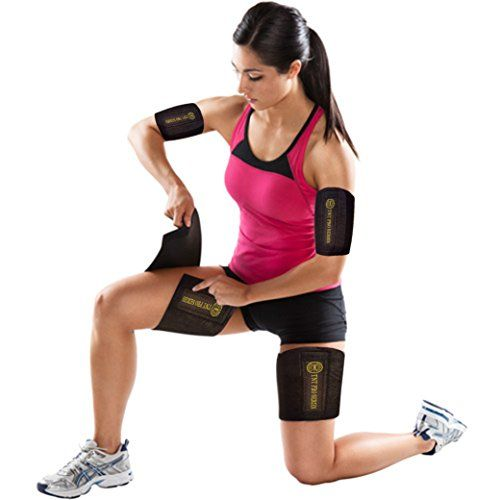 TNT Body Wraps for Arms and Slimmer Thighs - Lose Arm Fat & Reduce Cellulite - 4 Piece Kit (Small) TNT Pro Series http://www.amazon.com/dp/B011SECOHI/ref=cm_sw_r_pi_dp_PUg6wb01ZMBQ5