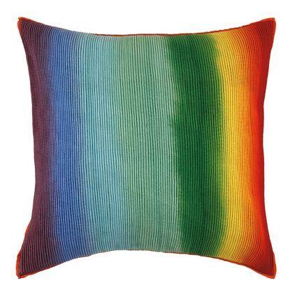 ombre silk rainbow