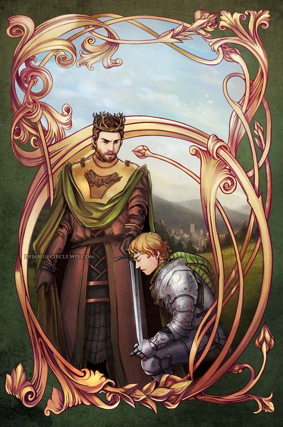 Cloak and Sword by SaraCuervo