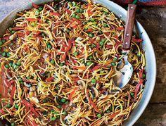 Rezept von Tim Mälzer: Gemüse, Nudeln – Paella! #rezepte #kochen