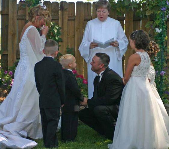 Second Wedding Ideas: Second Wedding Ceremony Ideas