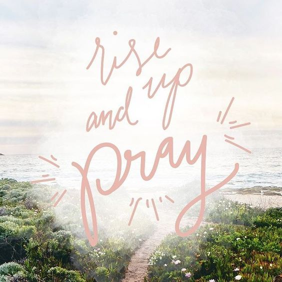 Can you imagine all the times in your life when you could have prayed but didn't? Don't let another time go by.