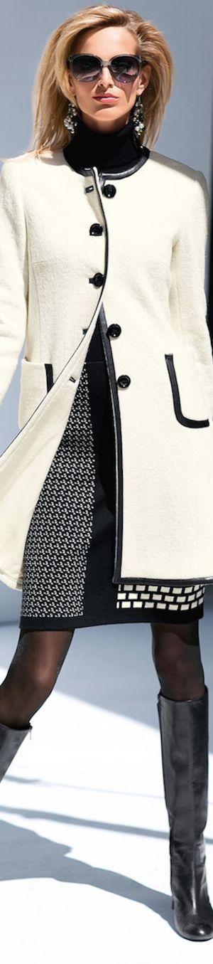 Madeleine Fall 2014 Coat | The House of Beccaria~
